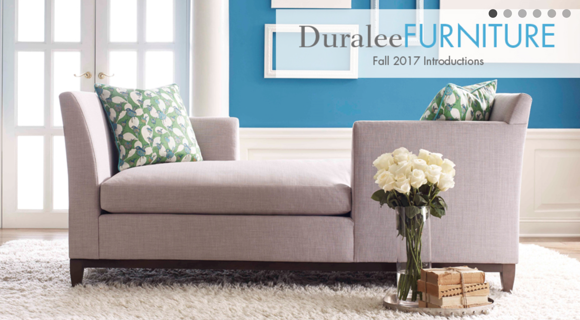 Introducing All New Duralee Furniture Designs For Fall